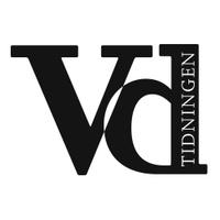 Logotyp för Vd-tidningen