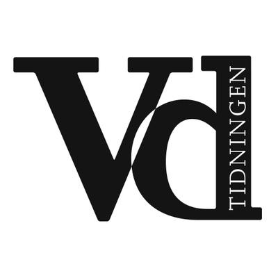 Vd-tidningen's logotype