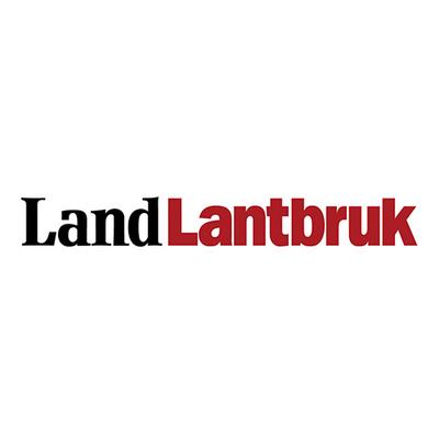Logotyp för Land Lantbruk