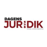 Dagens Juridik's logotype