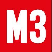 Logotyp för M3