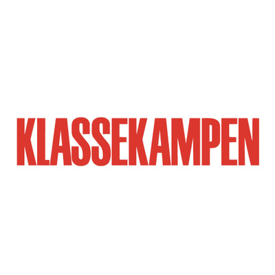 Logotyp för Klassekampen
