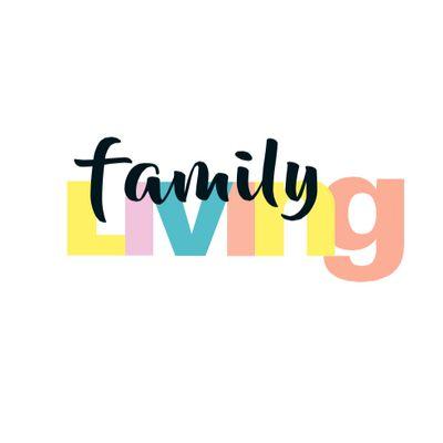 Logotyp för Family Living