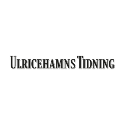 Ulricehamns Tidning's logotype
