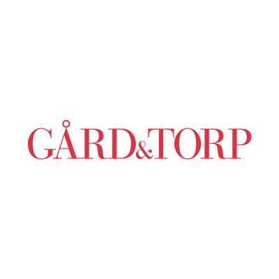Logotyp för Gård & Torp