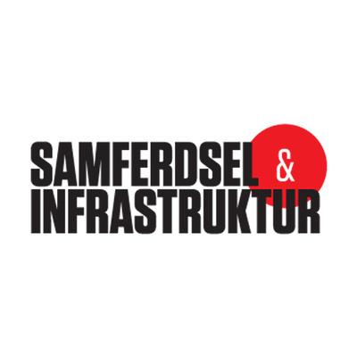 Samferdsel & Infrastrukturs logo