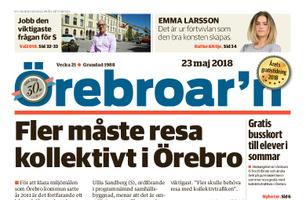 Örebroar'n