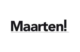 Maarten! products