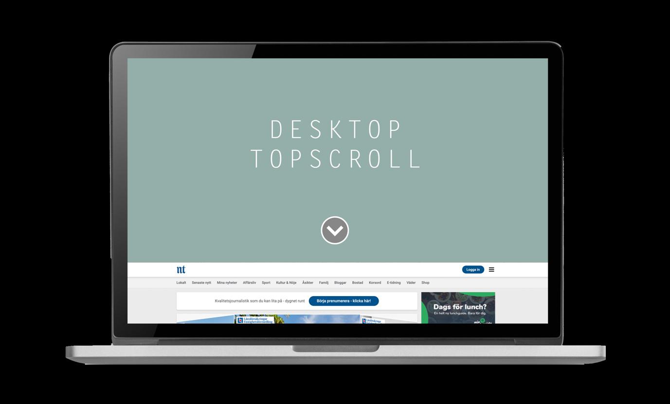 Topscroller - desktop