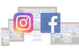 Riktad annons Social media