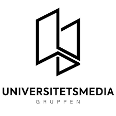 Universitetsmedia-gruppen's logotype