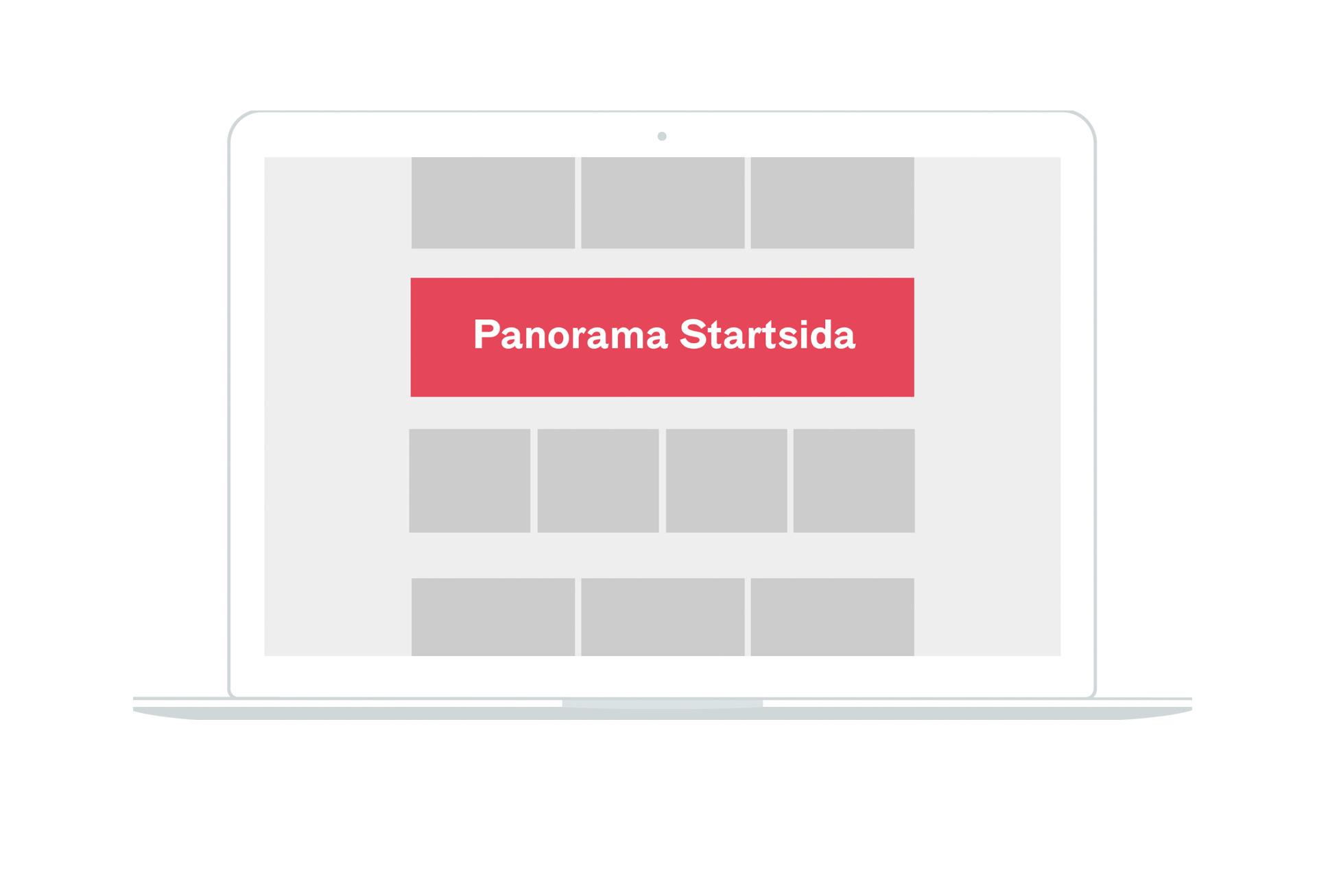 Panorama Starting Page