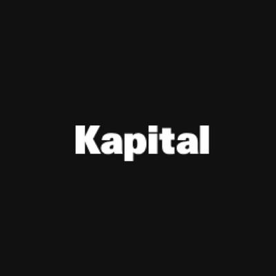Kapital's logotype