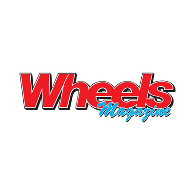 Wheels Magazine's logotype