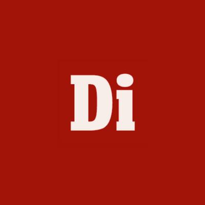 Logotyp för Di-gruppen