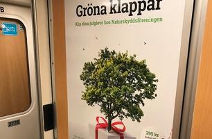 Korridorstavla SJ Snabbtåg