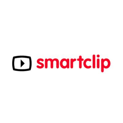 Logotyp för Smartclip (SE)