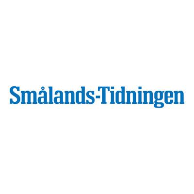 Logotyp för Smålands-Tidningen