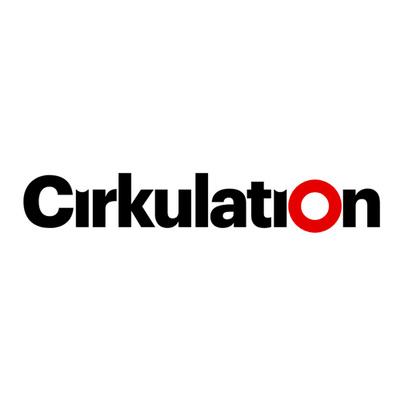 Cirkulation, VA-tidskriften's logotype