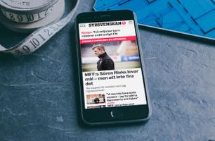 Sydsvenskan.se PG, AG - Mobil