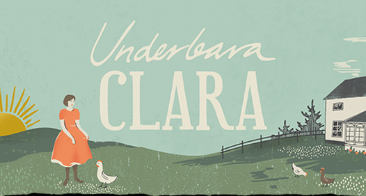 Omslagsbild för Underbaraclara