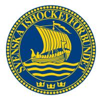 Svenska Ishockeyförbundet's logotype