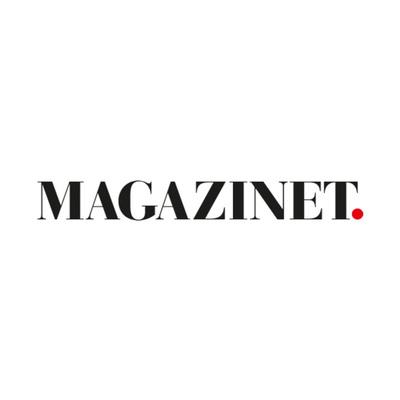 Logotyp för Magazinet Växjö