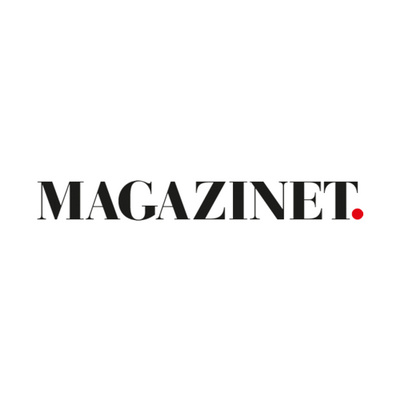 Magazinet Växjö's logotype