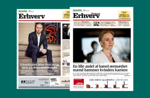 Erhverv/ErhvervWeeked (Monday-Saturday)