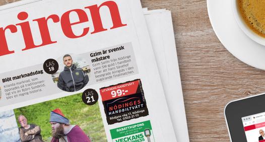 Alekuriren's coverbillede
