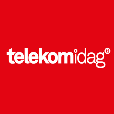Telekom idag's logotype