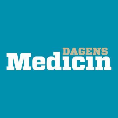 Dagens Medicin's logotype