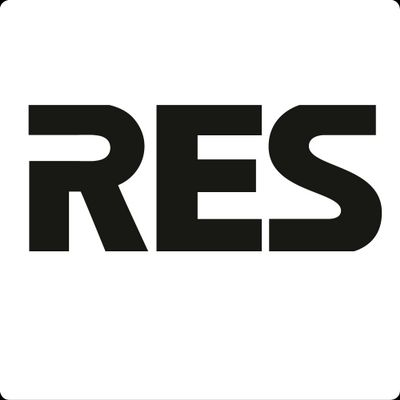 RES Travel Magazine's logotype