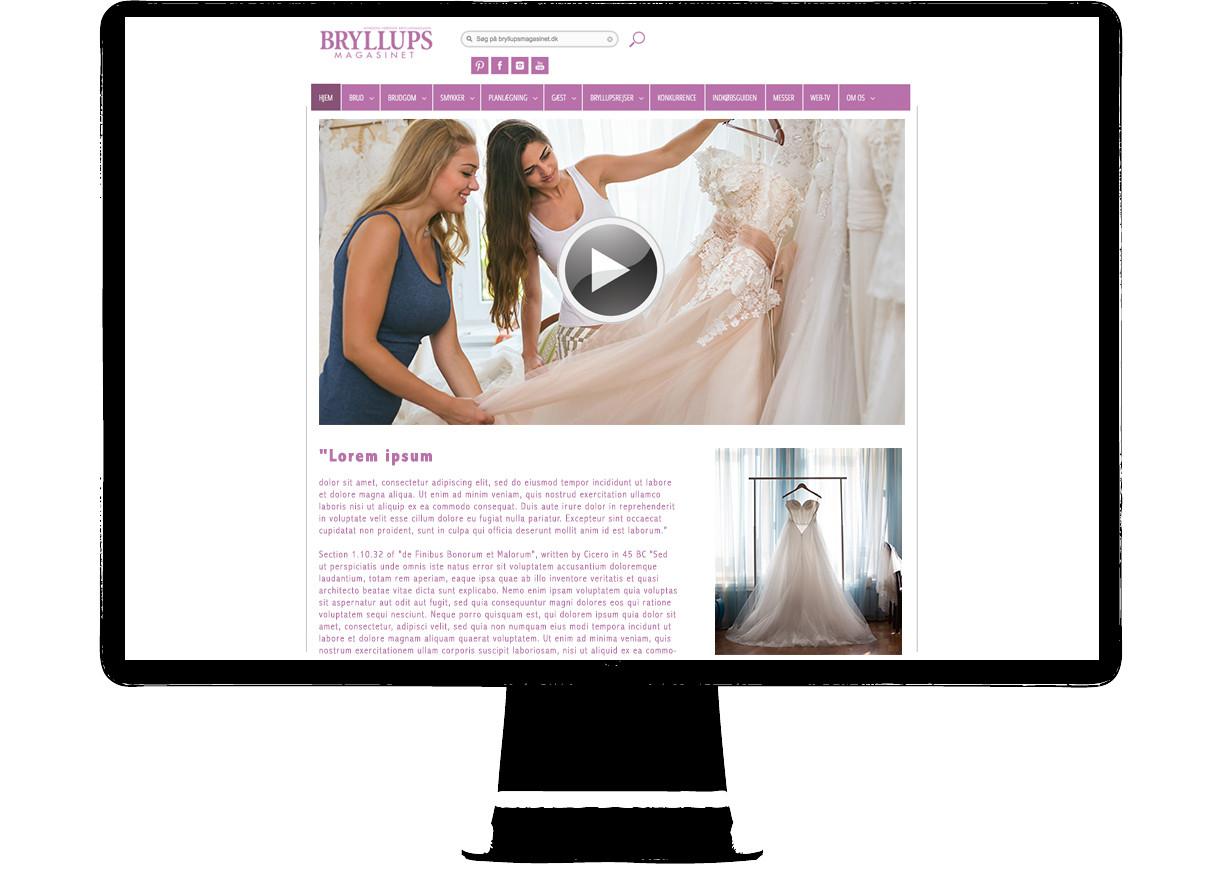 Web-præsentation