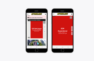 EDR - Digital catalog