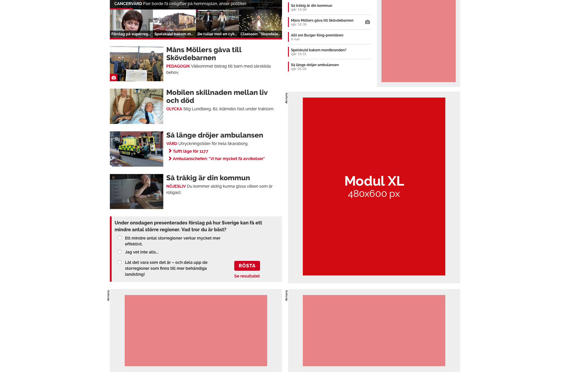 Module XL