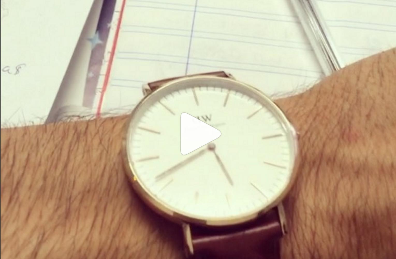 Sponsored Instagram video