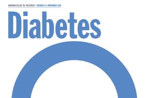 Diabetes 14. november 2020