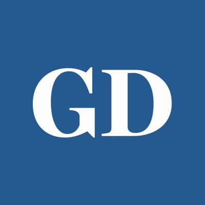 Logotyp för Gefle Dagblad