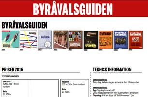 Byråvalsguiden (print)
