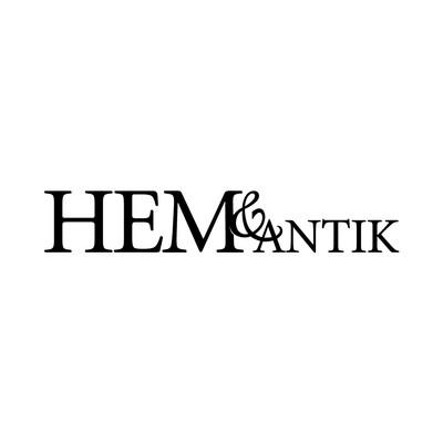 Hem & Antik's logotype