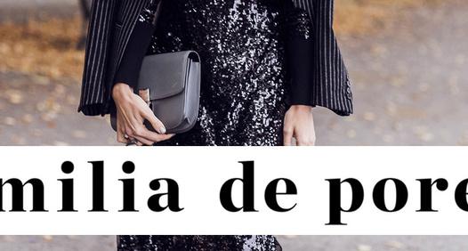 Emilia de Poret's cover image