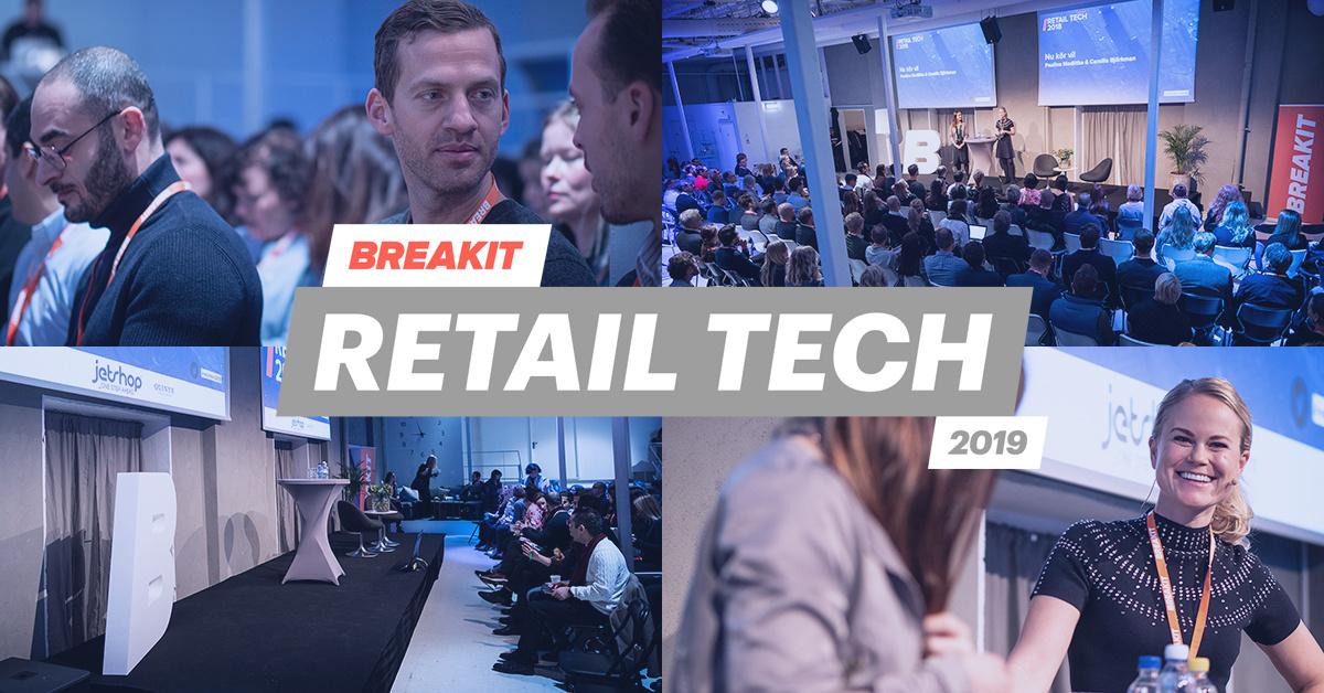 Retail tech – november 2020