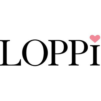 Loppi's logotype