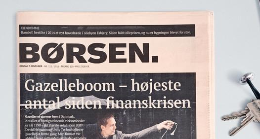 Børsen's cover image