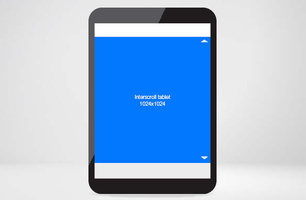 Interscroll - tablet
