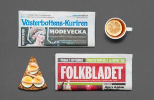 Print VK och Folkbladet (Paket)
