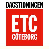 Dagstidningen ETC Göteborg's logotype