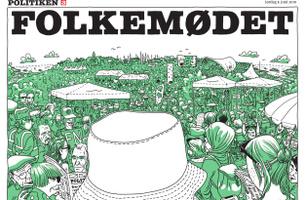 Folkemøde Bornholm