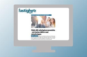 Sponsrat innehåll/Employer Branding